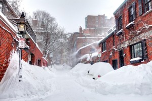 Snow Blows: The HVAC Impact