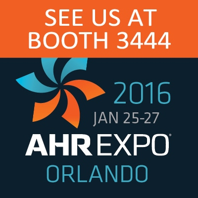 We're Heating Things Up This Winter at AHR Expo 2016!