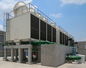 Water Wasters Poorly-Maintained Cooling Towers Foul Up Savings