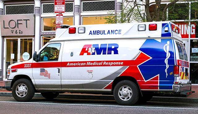 EMS Fleet Disinfection