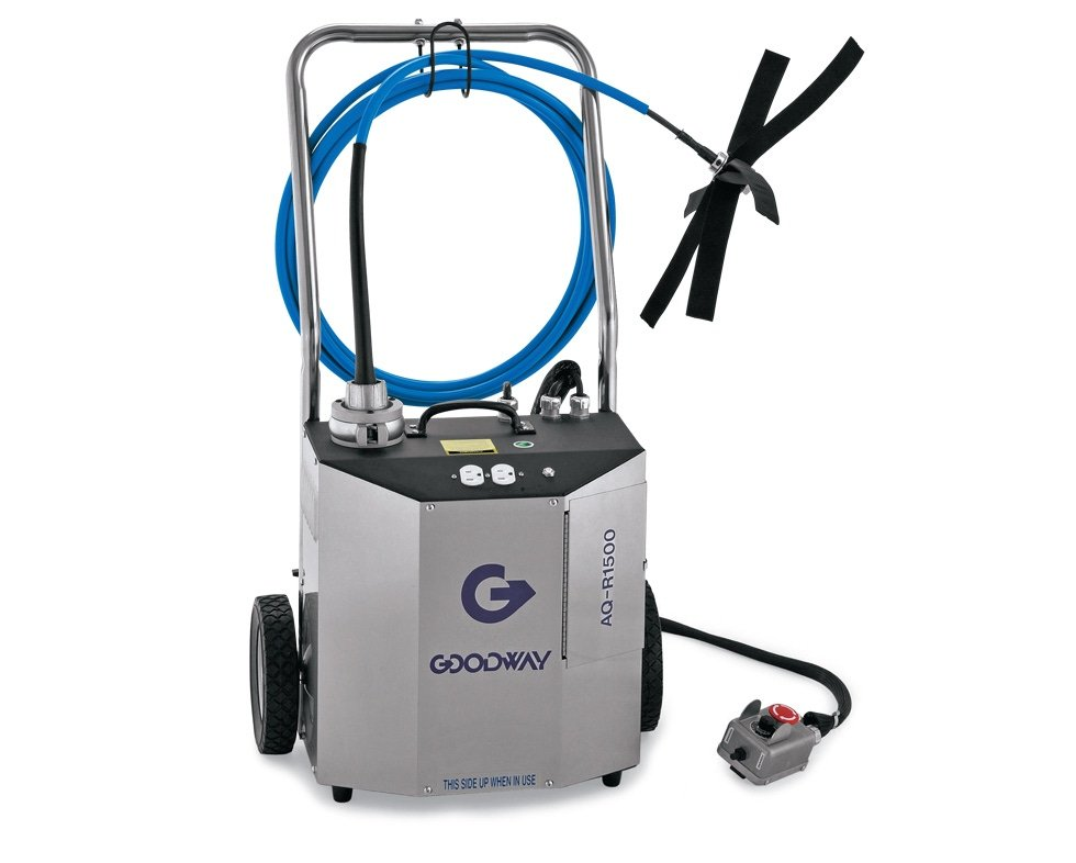 Rotary Duct Cleaner Duct Cleaning Equipment Goodway