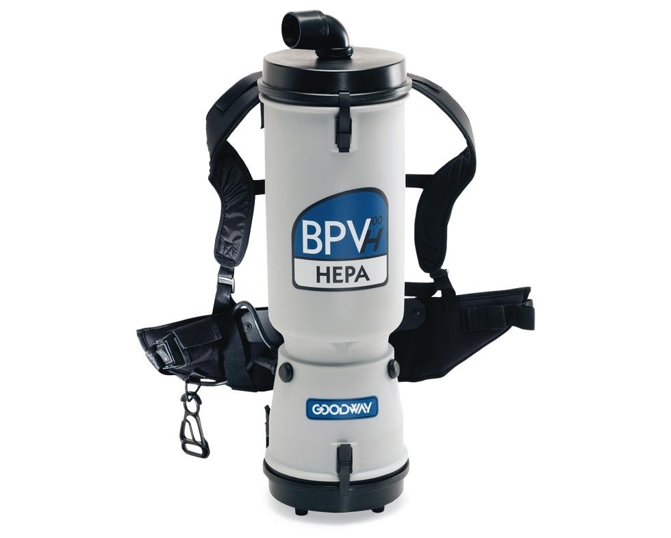 industrial vacuum hepa dry backpack - Hepa Vacuum