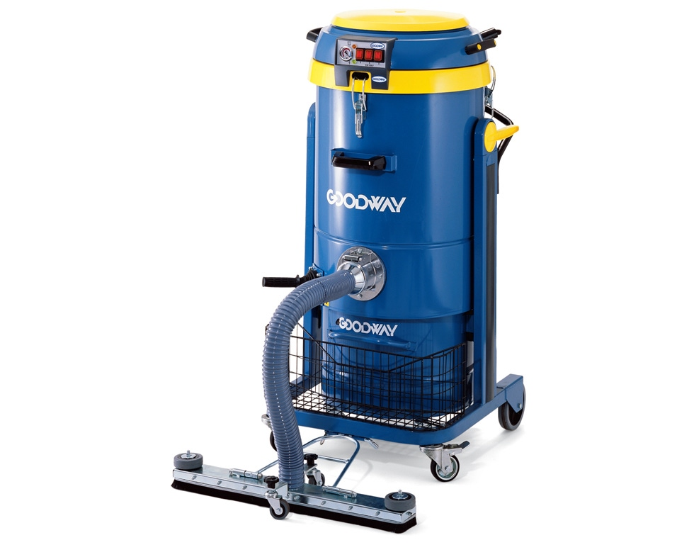 Warehouse floor vacuum cleaners blitz blog for Heavy duty concrete floor cleaner