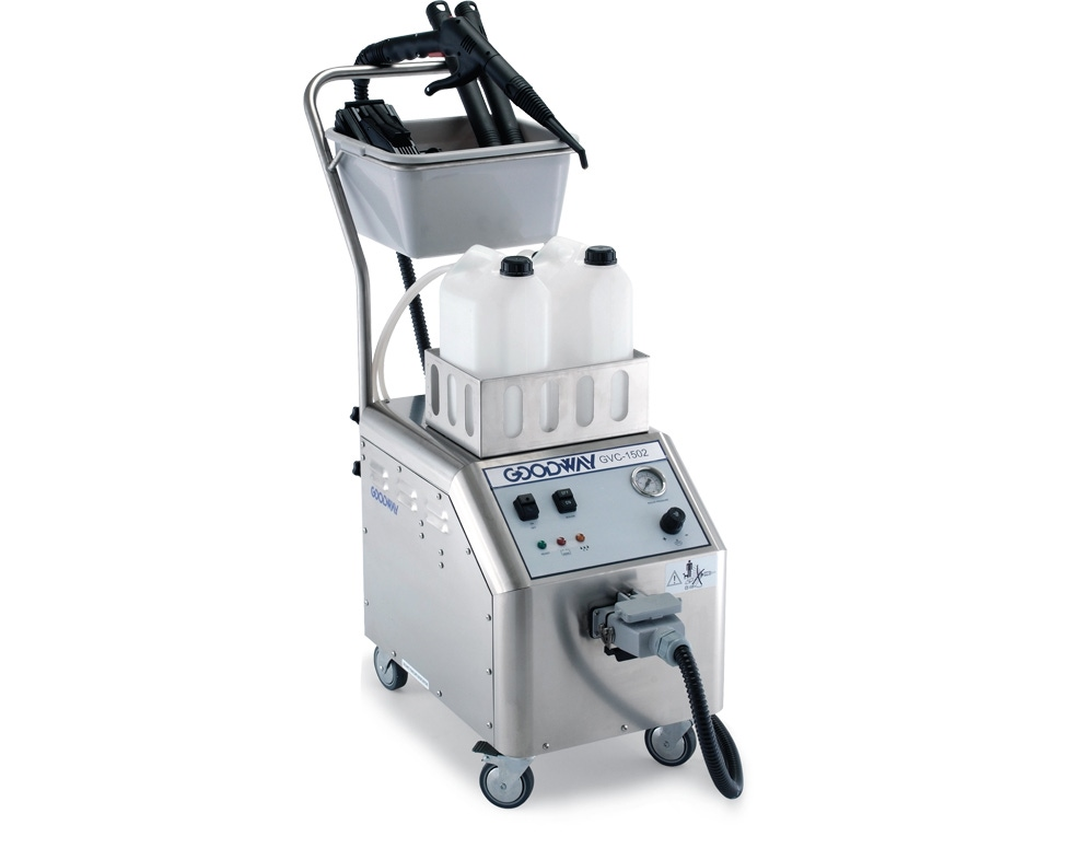 Commercial Vapor Steam Cleaner Dry Steam Cleaners Goodway
