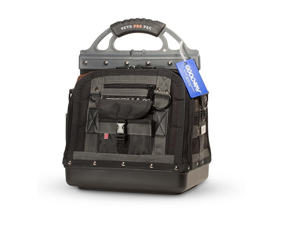 This High Quality Veto Pro Pac Tool Bag Was Designed To Handle The Tools And Rigorous Work Routines Of An Hvac Service Technician It Offers 53 Pockets With
