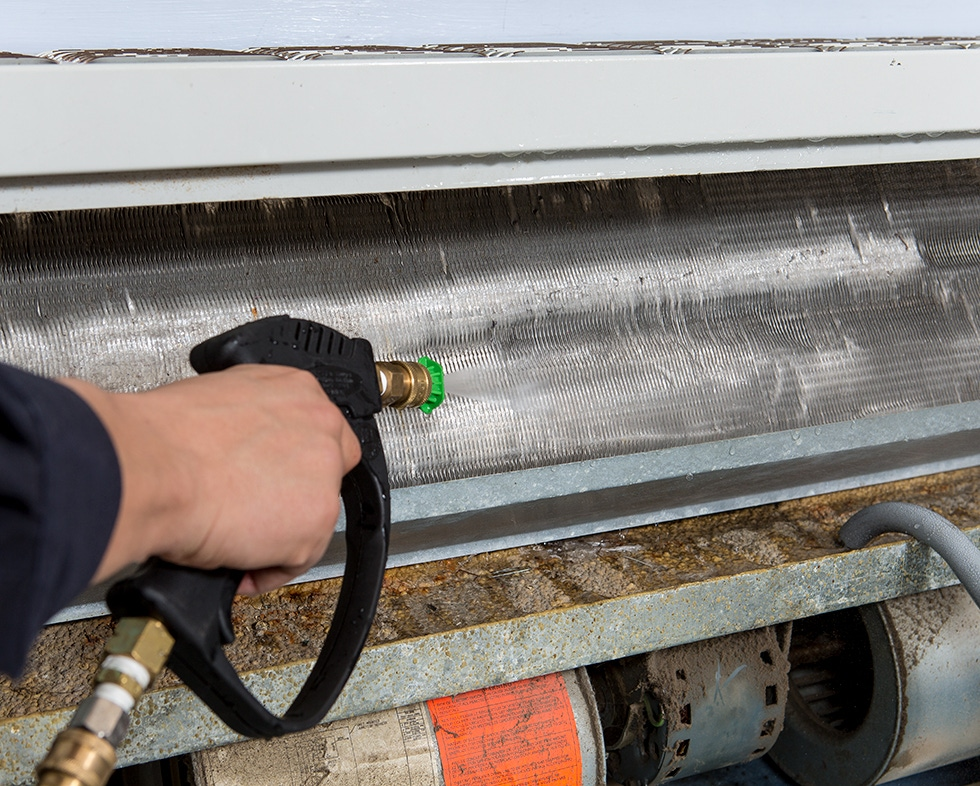 How Facility Technicians Remove Biofilm and Prevent Corrosion Without Damaging AC Coils
