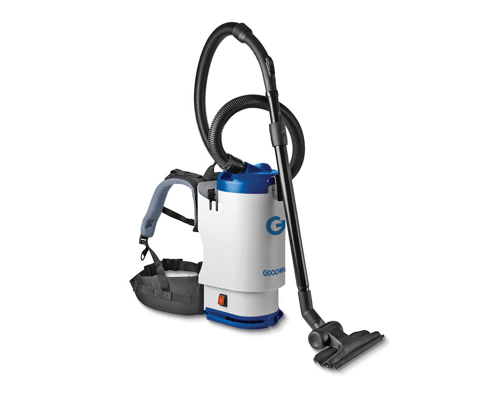 Industrial & Commercial Vacuum Cleaners | Goodway Technologies