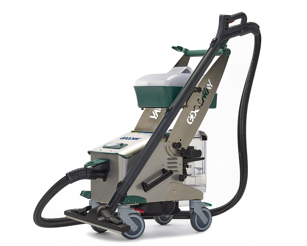 GVC 18VAC Steam Cleaner With Vacuum