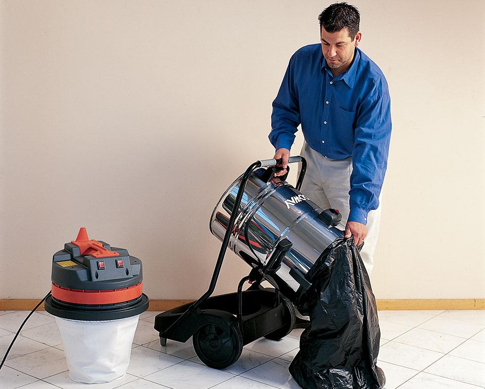 Industrial Vacuum, Wet-Dry, w/Tilt | Industrial Vacuum Cleaners