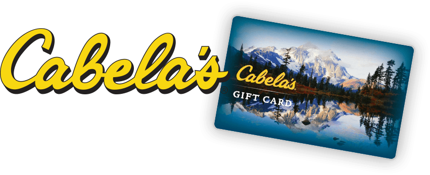 Win a Cabela's Gift Card