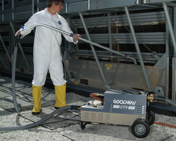 Effects of Missed Cooling Tower Maintenance | Goodway