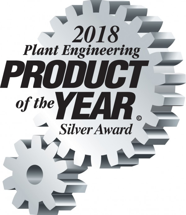 GDS-100 Plant Engineering Product of the Year Silver Award