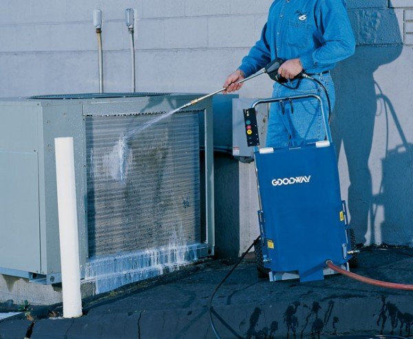 Cleaning hvac coils coil cleaning pro guide goodway cleaning hvac coils sciox Images