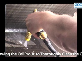 Coilpro jr compact coil cleaning system coil cleaning machines the coilpro line of coil cleaners has become the industry standard for hvac and refrigeration maintenance professionals in a constant effort to provide our sciox Images