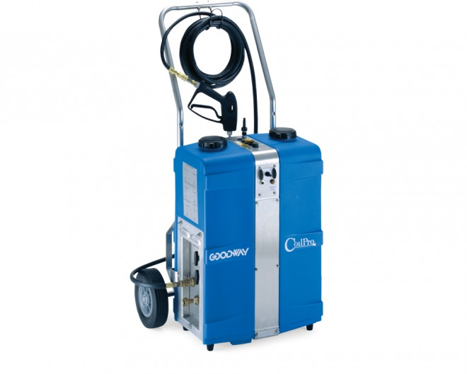 CoilPro® Self Contained Coil Cleaning System | Coil Cleaning Machines | Goodway
