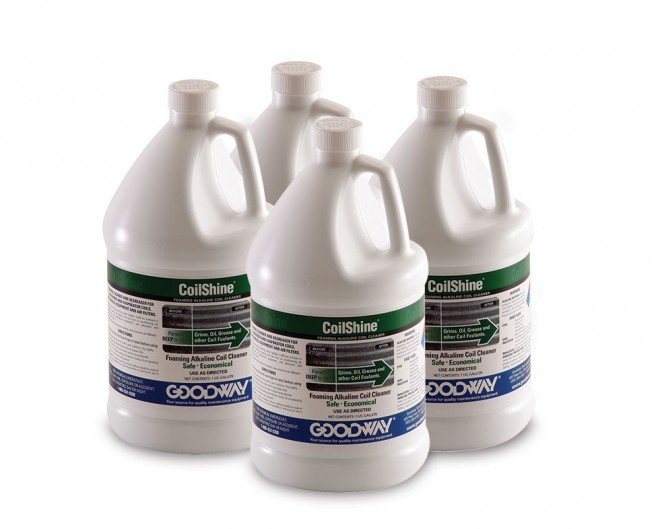 Coilshine 174 Coil Cleaning Solution Coil Cleaner Chemicals