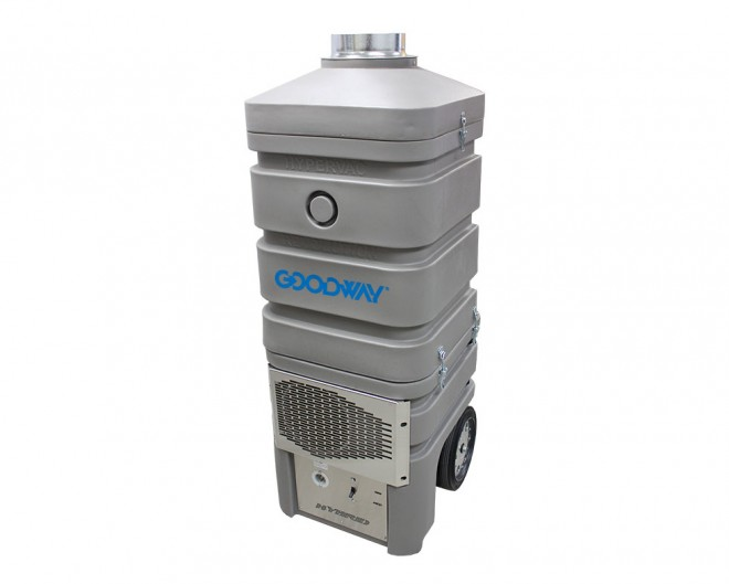 Goodway AQ-V-3M Negative Air Vacuum