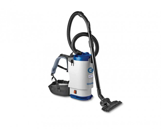 BPV-125H HEPA Backpack Vacuum