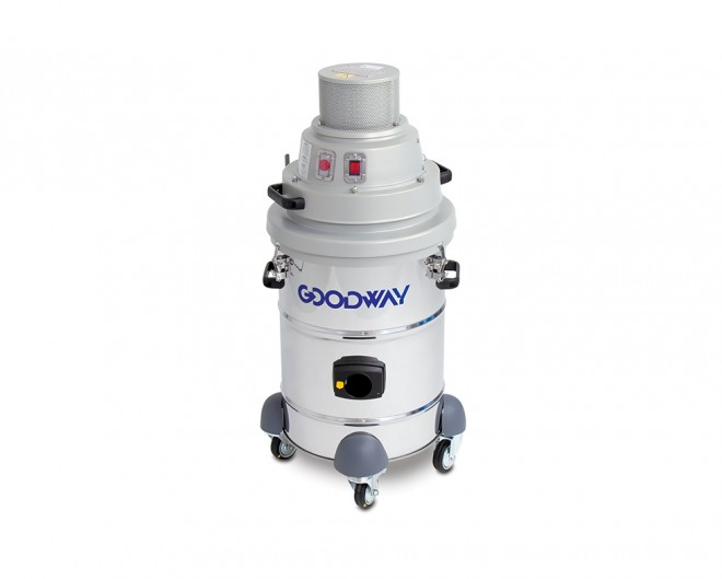 Explosion proof vacuum