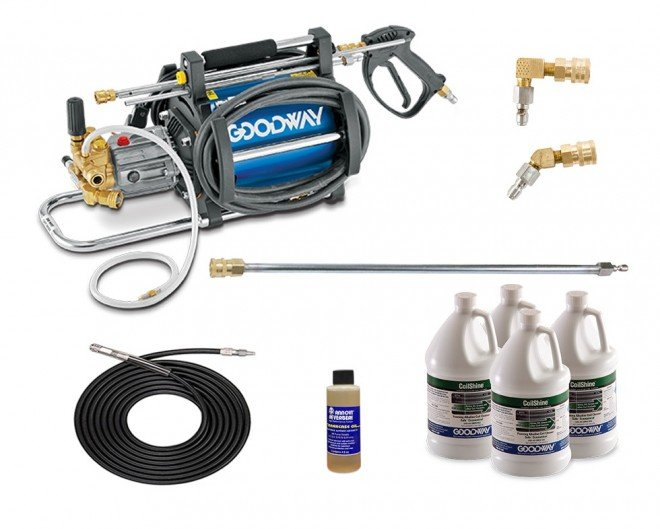 CC-400HF HiFlo Coil Cleaning Kit