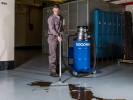 Industrial Wet/Dry Vacuum 55 gallons