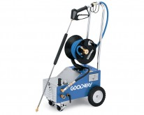 Portable Hi Pressure Washer Electric Powered Goodway