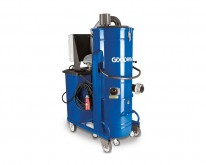 heavy-duty wet/dry industrial vacuum